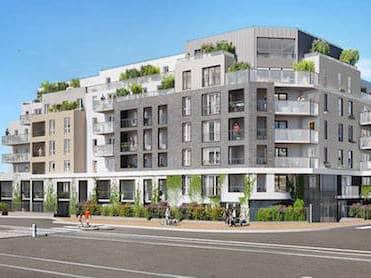 Appartement immobilier neuf pour défiscalisation en loi pinel dans le 21 à Dijon