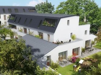 Appartement immobilier neuf pour défiscalisation en loi pinel dans le 14760 à Bretteville-sur-Odon