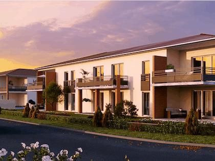 Appartement immobilier neuf pour défiscalisation en loi pinel dans le (n° dép) à Saint-Orens-de-Gameville