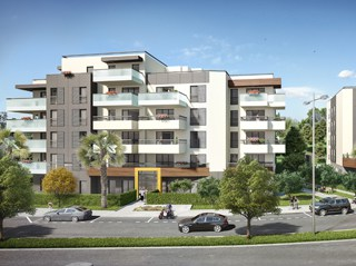 Appartement immobilier neuf pour défiscalisation en loi pinel dans le 06 à Cagnes Sur Mer