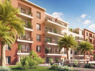Appartement immobilier neuf pour défiscalisation en loi pinel dans le 06 à Vallauris