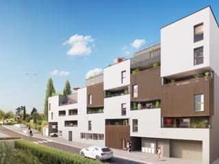 Appartement immobilier neuf pour défiscalisation en loi pinel dans le 06 à Saint Laurent du Var