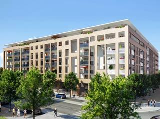 Appartement immobilier neuf pour défiscalisation en loi pinel dans le 13 à Aix en Provence