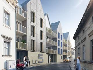 Appartement immobilier neuf pour défiscalisation en loi pinel dans le 28 à Chartres