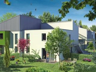 Appartement immobilier neuf pour défiscalisation en loi pinel dans le 31 à Tournefeuille