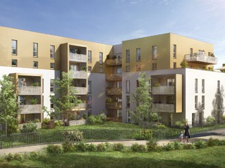 Appartement immobilier neuf pour défiscalisation en loi pinel dans le 31 à Toulouse