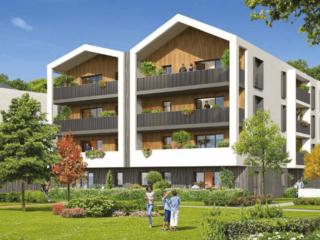 Appartement immobilier neuf pour défiscalisation en loi pinel dans le 64 à Anglet