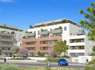 Appartement immobilier neuf pour défiscalisation en loi pinel dans le 64 à Bayonne