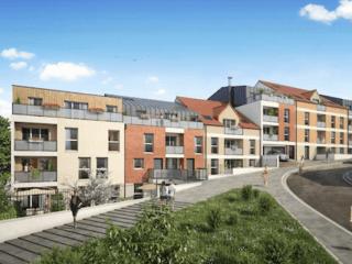 Appartement immobilier neuf pour défiscalisation en loi pinel dans le 91 à Corbeil Essonnes