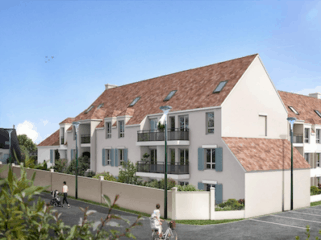 Appartement immobilier neuf pour défiscalisation en loi pinel dans le 94 à Perigny