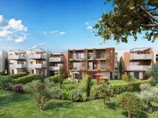 Appartement immobilier neuf pour défiscalisation en loi pinel dans le 83 à Saint-Raphaël