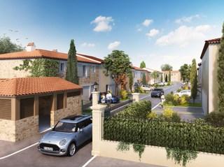 Appartement immobilier neuf pour défiscalisation en loi pinel dans le 83 à Grimaud