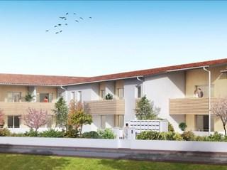 Appartement immobilier neuf pour défiscalisation en loi pinel dans le 33 à Villenave D'ornon