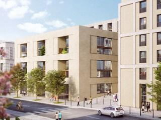 Appartement immobilier neuf pour défiscalisation en loi pinel dans le 33 à Bordeaux