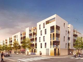 Appartement immobilier neuf pour défiscalisation en loi pinel dans le 34 à Montpellier