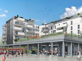 Appartement immobilier neuf pour défiscalisation en loi pinel dans le 35 à Bruz