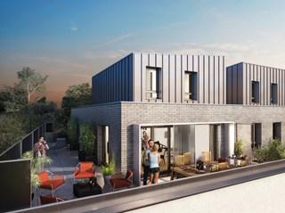 Appartement immobilier neuf pour défiscalisation en loi pinel dans le 35 à Saint Malo