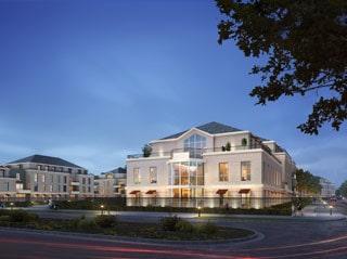 Appartement immobilier neuf pour défiscalisation en loi pinel dans le 37 à Saint Cyr-sur-Loire