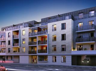 Appartement immobilier neuf pour défiscalisation en loi pinel dans le 37 à Joué-lès-Tours