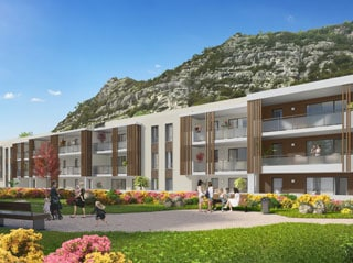 Appartement immobilier neuf pour défiscalisation en loi pinel dans le 38 à Voreppe