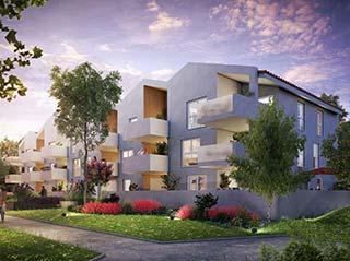 Appartement immobilier neuf pour défiscalisation en loi pinel dans le 40 à Ondres
