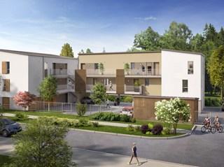 Appartement immobilier neuf pour défiscalisation en loi pinel dans le 45 à Saint-Jean-de-Braye