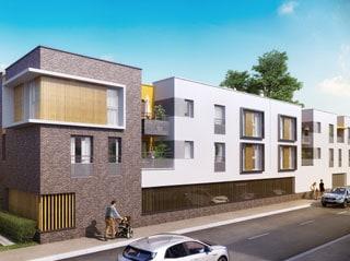 Appartement immobilier neuf pour défiscalisation en loi pinel dans le 51 à Bezannes