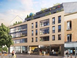 Appartement immobilier neuf pour défiscalisation en loi pinel dans le 51 à Reims