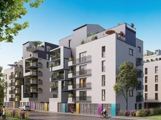 Appartement immobilier neuf pour défiscalisation en loi pinel dans le 54 à Nancy