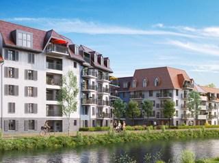Appartement immobilier neuf pour défiscalisation en loi pinel dans le 59 à Wasquehal