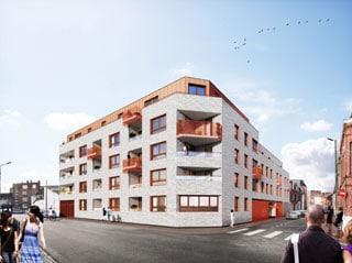 Appartement immobilier neuf pour défiscalisation en loi pinel dans le 59 à Lille