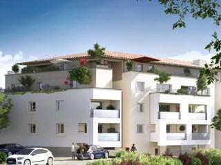 Appartement immobilier neuf pour défiscalisation en loi pinel dans le 64 à Boucau