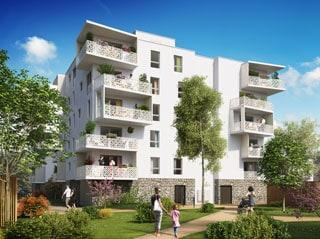Appartement immobilier neuf pour défiscalisation en loi pinel dans le 67 à Ostwald
