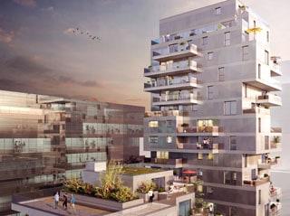 Appartement immobilier neuf pour défiscalisation en loi pinel dans le 67 à Strasbourg