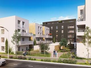 Appartement immobilier neuf pour défiscalisation en loi pinel dans le 68 à Saint Louis