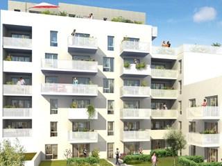 Appartement immobilier neuf pour défiscalisation en loi pinel dans le 69 à Villeurbanne