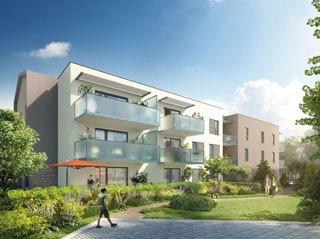 Appartement immobilier neuf pour défiscalisation en loi pinel dans le 69 à Champagne au Mont d'Or