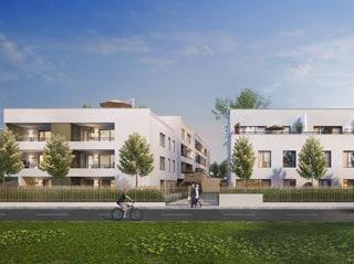 Appartement immobilier neuf pour défiscalisation en loi pinel dans le 69 à Caluire et Cuire