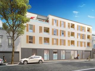 Appartement immobilier neuf pour défiscalisation en loi pinel dans le 69 à Saint Fons