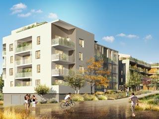Appartement immobilier neuf pour défiscalisation en loi pinel dans le 73 à Cognin