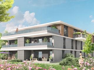 Appartement immobilier neuf pour défiscalisation en loi pinel dans le 74 à Thonon-les-Bains