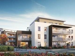 Appartement immobilier neuf pour défiscalisation en loi pinel dans le 74 à Vétraz-Monthoux