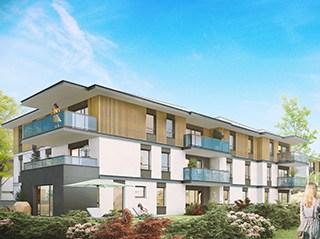 Appartement immobilier neuf pour défiscalisation en loi pinel dans le 74 à Anthy-sur-Léman