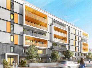 Appartement immobilier neuf pour défiscalisation en loi pinel dans le 74 à Annemasse