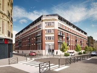Appartement immobilier neuf pour défiscalisation en loi pinel dans le 76 au Havre