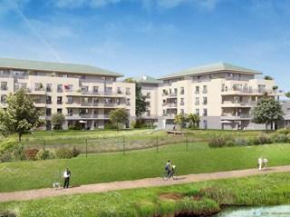 Appartement immobilier neuf pour défiscalisation en loi pinel dans le 78 à Hardricourt