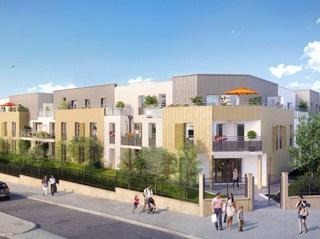 Appartement immobilier neuf pour défiscalisation en loi pinel dans le 78 à Limay