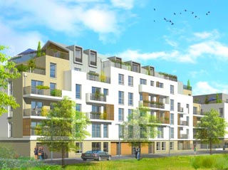 Appartement immobilier neuf pour défiscalisation en loi pinel dans le 78 à Sartrouville