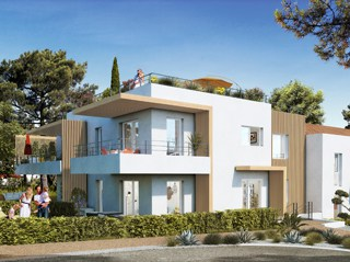 Appartement immobilier neuf pour défiscalisation en loi pinel dans le 83 à Toulon