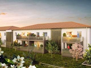 Appartement immobilier neuf pour défiscalisation en loi pinel dans le 84 à Avignon-Montfavet